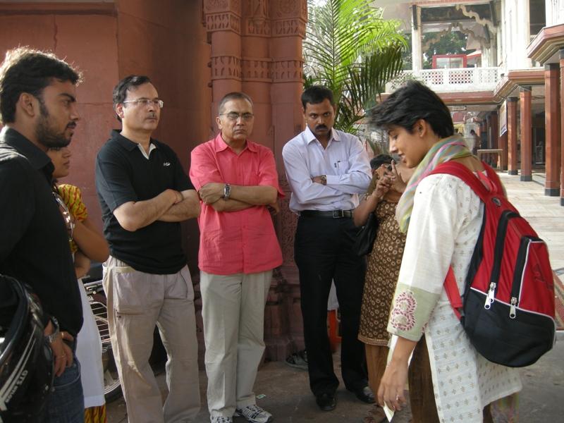 At Digambar Jain Lal Mandir