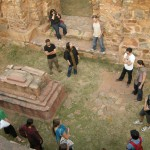 grave near Balban's tomb