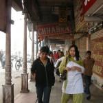 main street, Chandni Chowk