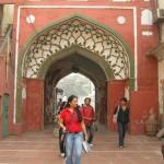 entrance to Fatehpuri