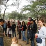 mehrauli heritage walk