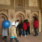 Heritage Walk in Lodi Garden, Delhi