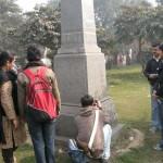telegraph memorial