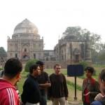 bada gumbad complex, Lodi garden heritage walk