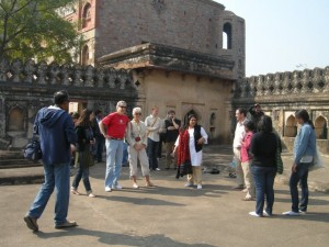 jamali's tomb complex, Mehrauli Archaeological Park Heritage walk