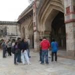 lodi period mosque, Lodi garden heritage walk