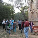 Hauz Khas heritage walk