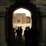 gateway & Balban's tomb