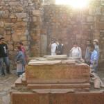 Khan Shaheed's grave