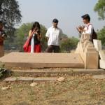 Master Ramachandra's Grave